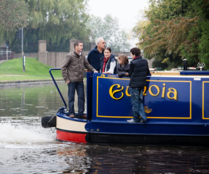 Luxury Narrowboat Hire