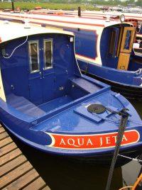 Luxury Hire Narrowboat