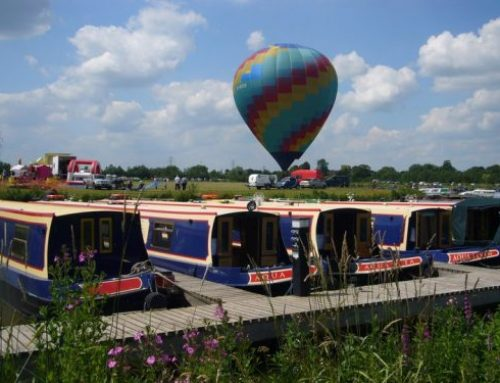 Bespoke Canal Boat Builders, Aqua Narrowboats, are inviting you to their Autumn Open Day