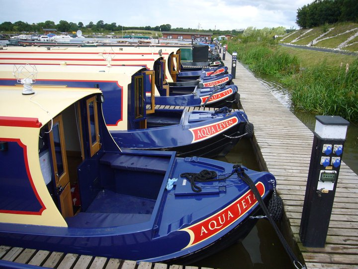 Luxury Narrowboat Holiday