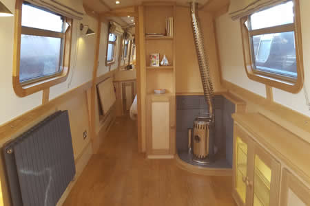 Narrowboat Builders Aqua Narrowboats