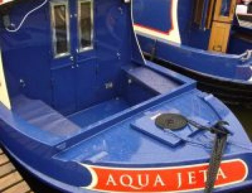 Farewell Luxury Hire Narrowboat Aqua Jeta