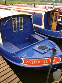 Luxury Hire Narrowboat