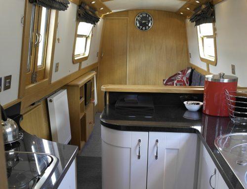 Farewell Luxury Hire Narrowboat Aqua Jeta