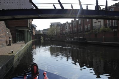 luxury canal boat holiday
