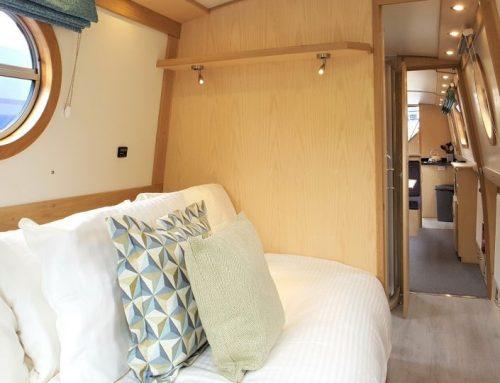 50ft Ex-Hire Narrowboat 'Aqua Vie' For Sale