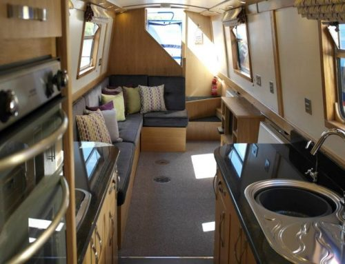 5 Star Ex Hire Boat For Sale | Narrowboat For Sale | 57ft Semi Cruiser Stern Narrowboat – Sorry Now Sold