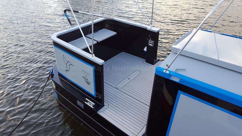 Bespoke Narrowboat Builder Aqua Narrowboats Riverside Review