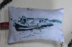 narrowboat gift