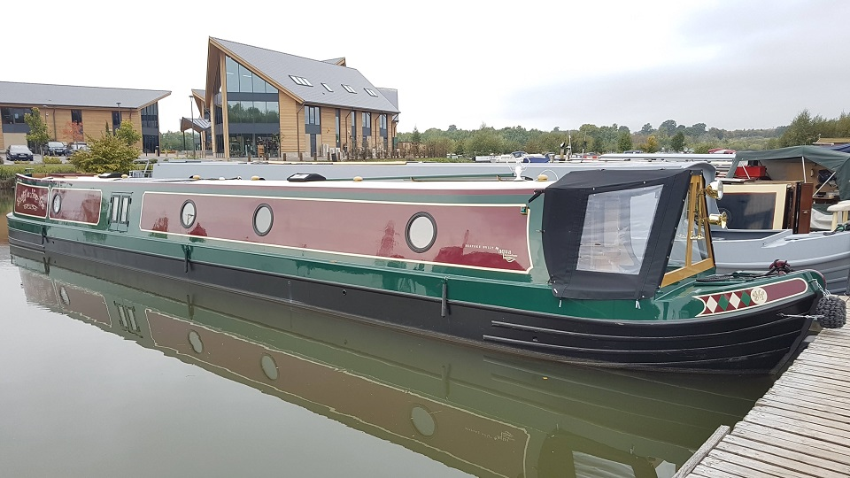 canal boat builder