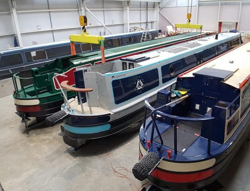 Bespoke Canal Boat Builders, Aqua Narrowboats, are inviting you to their Spring Open Day – Cancelled
