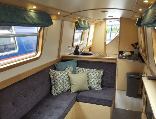 50ft Ex-Hire Narrowboat 'Aqua Vie' For Sale – Sorry Now Sold