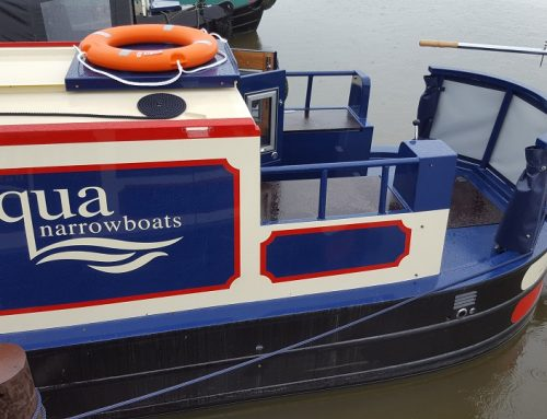 New Sponsored Hire Boat Build Slot Available   Narrowboat Builder   Canal Boat Builder