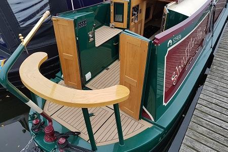 narrowboat builders Aqua narrowboats